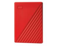 WD My Passport 2TB USB 3.0 + Etui - 530402 - zdjęcie 1