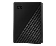 WD My Passport 5TB USB 3.0 Czarny - 530411 - zdjęcie 1