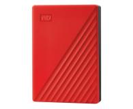 WD My Passport 4TB USB 3.0 + Etui - 530409 - zdjęcie 1
