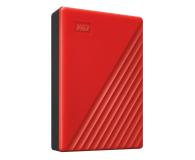 WD My Passport 4TB USB 3.0 + Etui - 530409 - zdjęcie 3