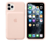 Apple Smart Battery Case do iPhone 11 Pro Max Pink Sand - 530235 - zdjęcie 4