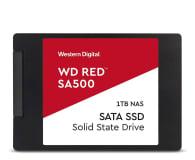 "WD 1TB 2,5"" SATA SSD Red SA500 - 525236 - zdjęcie 1"