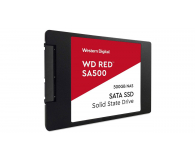 "WD 500GB 2,5"" SATA SSD Red SA500 - 525235 - zdjęcie 2"