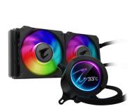 Gigabyte Aorus Liquid Cooler RGB 240 2x120mm - 525212 - zdjęcie 1