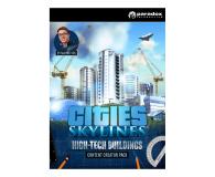 PC Cities Skylines HighTech Buildings (DLC) ESD Steam - 522950 - zdjęcie 1