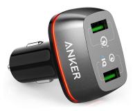 Anker Ładowarka samochodowa 2x USB, QC 3.0 - 525758 - zdjęcie 1