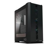 Zalman X3 Black TG RGB - 525601 - zdjęcie 1