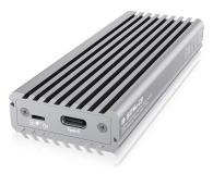ICY BOX Obudowa do dysku M.2 NVMe (USB-C, M-Key) - 525274 - zdjęcie 1