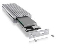 ICY BOX Obudowa do dysku M.2 NVMe (USB-C, M-Key) - 525274 - zdjęcie 3