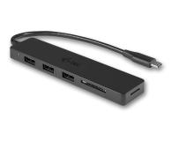 i-tec Hub USB-C - 3x USB, SD - 525657 - zdjęcie 1