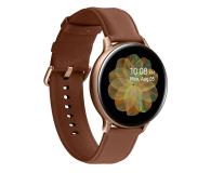 Samsung Galaxy Watch Active 2 Stal 44 mm Gold LTE - 526895 - zdjęcie 1