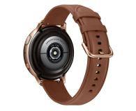 Samsung Galaxy Watch Active 2 Stal 44 mm Gold LTE - 526895 - zdjęcie 4