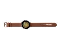 Samsung Galaxy Watch Active 2 Stal 44 mm Gold LTE - 526895 - zdjęcie 6