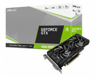 PNY GeForce GTX 1660 SUPER Twin Fan 6GB GDDR6 - 524178 - zdjęcie 1