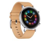 Huawei Watch GT 2 42mm Classic srebrny - 527031 - zdjęcie 1