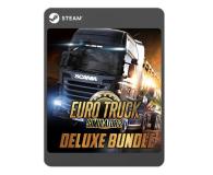 PC Euro Truck Simulator 2 (Deluxe Bundle) ESD Steam - 525123 - zdjęcie 1