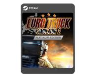 PC Euro Truck Simulator 2 - Platinum Edition ESD - 525131 - zdjęcie 1