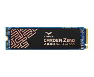 Team Group 2TB M.2 PCIe Gen4 NVMe CARDEA ZERO Z440 - 532929 - zdjęcie 1