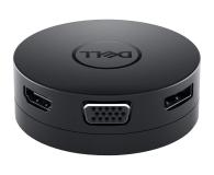 Dell DA300 USB-C - HDMI, VGA, DisplayPort, RJ-45 - 533798 - zdjęcie 2