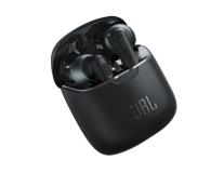 JBL Tune T220TWS Czarne - 535070 - zdjęcie 1