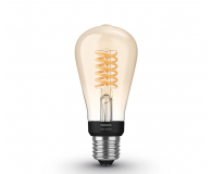 Philips Hue White Retro ST64 Filament Edison (1szt. E27 7W)