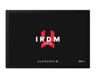 """GOODRAM 256GB 2,5"""" SATA SSD IRDM PRO GEN. 2 - 535238 - zdjęcie 1"""
