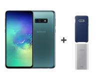 Samsung Galaxy S10e G970F Prism Green + ZESTAW - 493908 - zdjęcie 1