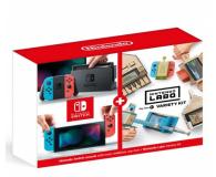 Nintendo Switch Joy-Con R/Blue + Labo Variety kit   - 535192 - zdjęcie 1