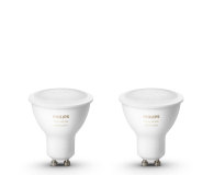 Philips Hue White and Colour Ambiance (2szt. GU10) - 531673 - zdjęcie 1