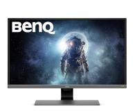 BenQ EW3270U czarny 4K HDR - 427065 - zdjęcie 1