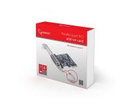 Gembird Kontroler PCI Express - LPT (DB25) - 528618 - zdjęcie 3