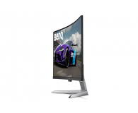 BenQ EX3203R Curved srebrno-czarny HDR - 425927 - zdjęcie 4