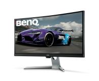 BenQ EX3501R Curved srebrno-czarny - 377982 - zdjęcie 3