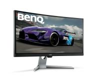 BenQ EX3501R Curved srebrno-czarny - 377982 - zdjęcie 2