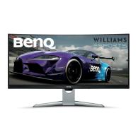 BenQ EX3501R Curved srebrno-czarny - 377982 - zdjęcie 1
