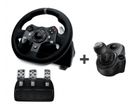 Logitech G920 Xbox One/PC + Driving Force Shifter - 468277 - zdjęcie 1