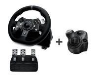 Logitech G920 + Shifter Xbox One/PC - 468277 - zdjęcie 1