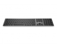 x-kom Aluminium Wireless Keyboard (Czarna) - 516247 - zdjęcie 1