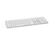 x-kom Aluminium Wireless Keyboard (Srebrna) - 516246 - zdjęcie 2