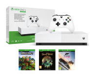 Microsoft Xbox One S 1TB All-Digital Edition - 530942 - zdjęcie 1