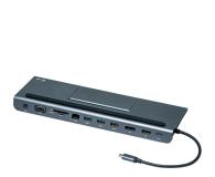 i-tec Stacja dokująca (USB-C, 3x HDMI, 85W, VGA, DP) - 503660 - zdjęcie 1