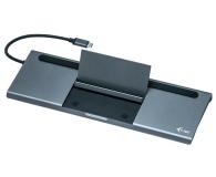 i-tec Stacja dokująca (USB-C, 3x HDMI, 85W, VGA, DP) - 503660 - zdjęcie 3