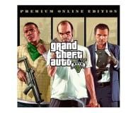 PC GTA 5 - Premium Online Edition ESD RSC - 524704 - zdjęcie 1