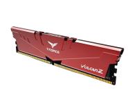 Team Group 16GB 3000MHz T-Force VulcanZ RED CL16 - 532549 - zdjęcie 2
