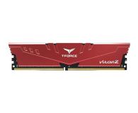 Team Group 16GB 3000MHz T-Force VulcanZ RED CL16 - 532549 - zdjęcie 1
