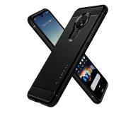 Spigen Rugged Armor do Nokia 6.2 / Nokia 7.2 czarny - 532227 - zdjęcie 2