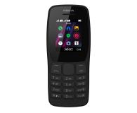 Nokia 110 Dual SIM czarny - 533482 - zdjęcie 2
