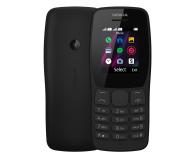 Nokia 110 Dual SIM czarny - 533482 - zdjęcie 1