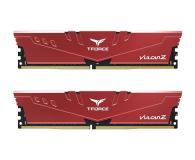 Team Group 32GB (2x16GB) 3000MHz CL16 T-Force VulcanZ RED  - 532571 - zdjęcie 1
