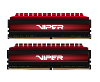 Pamięć RAM DDR4 Patriot 16GB 3733MHz Viper 4 CL17 (2x8GB)